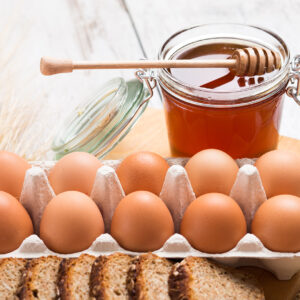 Eggs & Honey